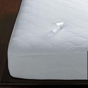 Company Store Cotton Waterproof Mattress Pad Twin